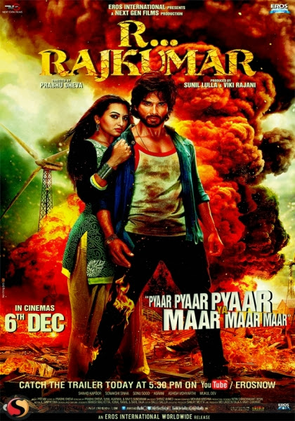 R..Rajkumar 2013 HD Scam 600mb Download Watch