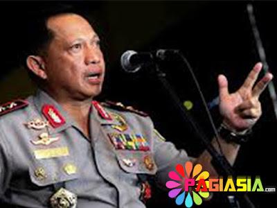 Tito Mengaku Tidak Pernah Menginstruksikan Bareskrim Untuk Memeriksa Amien Rais