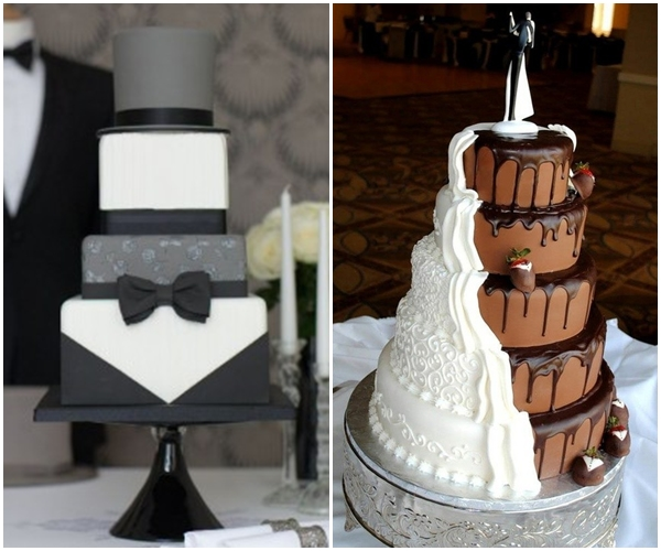 RainingBlossoms: Top Five Wedding Cake Trends In 2012
