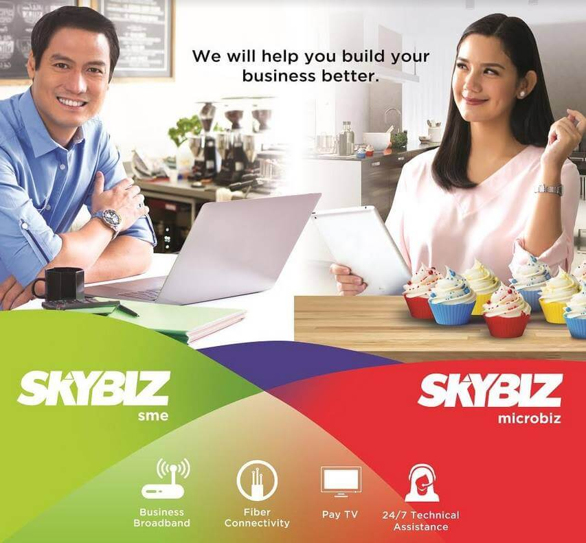 SKYBIZ Rolls Out BIZbroadband Plans for MSMEs; Plan Starts at Php1,599