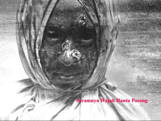 Penampakan hantupocong di Malaysia