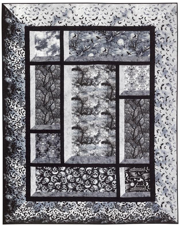Free Quilt Patterns Attic Windows : Quilt Inspiration: Free Pattern Day: Attic Windows Quilts