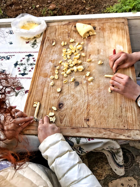 Bari, Apulia: Le Sgagliozze di Donna Carmela czyli street food w najlepszym włoskim wydaniu