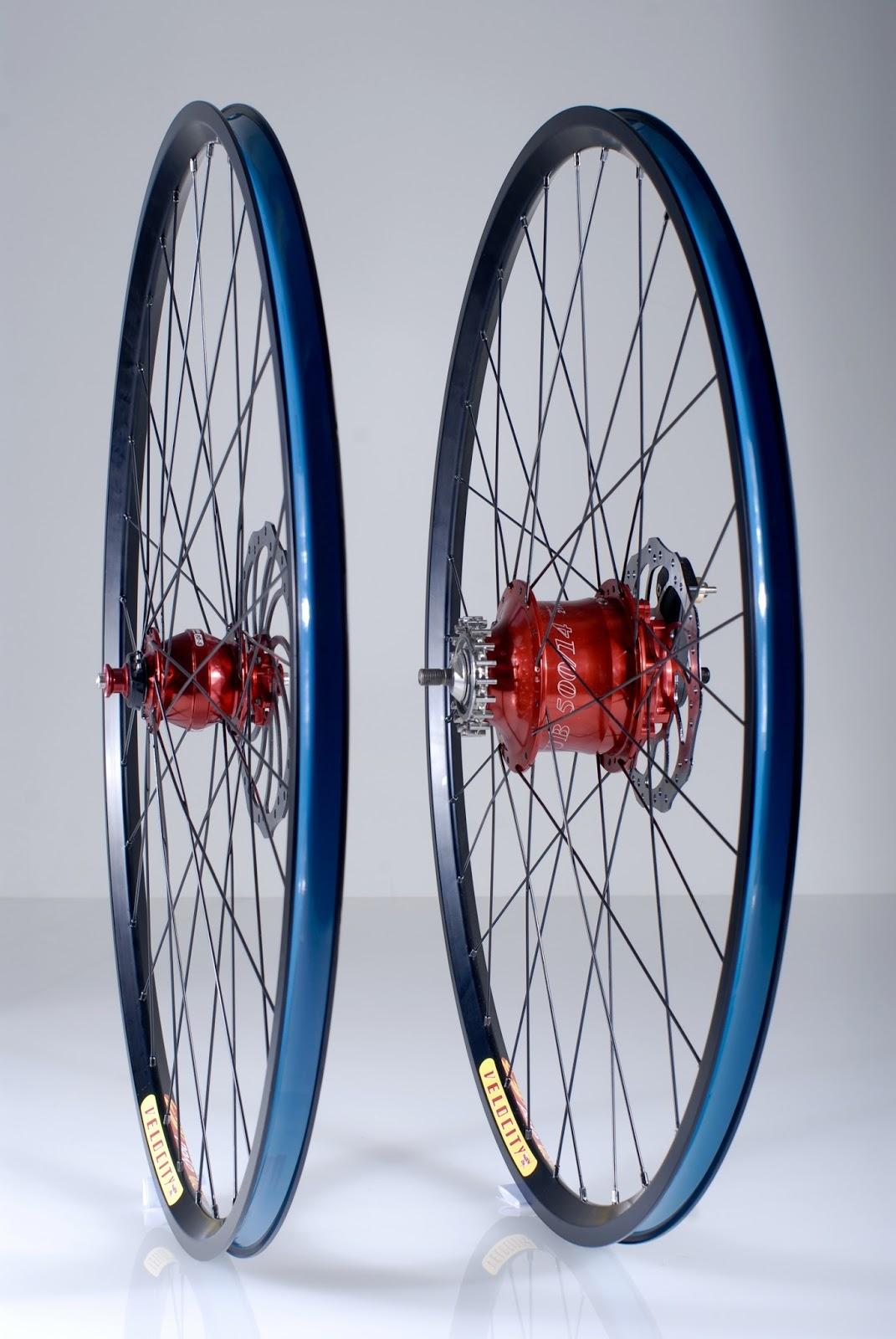 Cycle Monkey Wheel House Commuting Touring Velocity Dyad