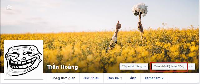 Thủ thuật troll bạn bè trên facebook cực hay