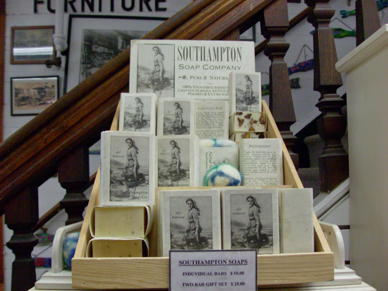 Hildreth's Home Goods: Spotlight: Southampton Soap Shop