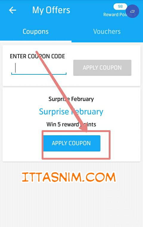 FREE 5 reward point at MyGp App | My Gp offer 2019 - ItTasnim