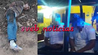 Caen dos secuestradores y liberan taxista encajuelado en Acayucan Veracruz
