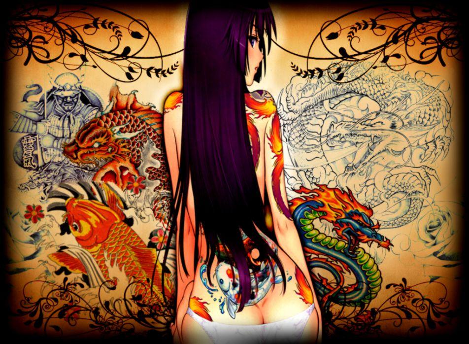 Man Body Tattoo Design Wallpaper Hd Desktop Wallpapers New