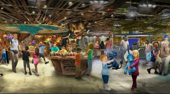 Disneys Avatar Theme Park - Welcome to Pandora