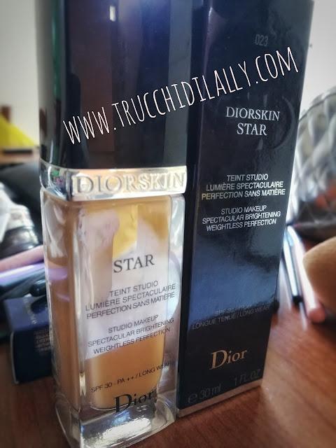 Fondotinta DiorSkin Star fluido