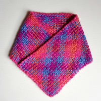 Planned Pooling Bohemian Cowl