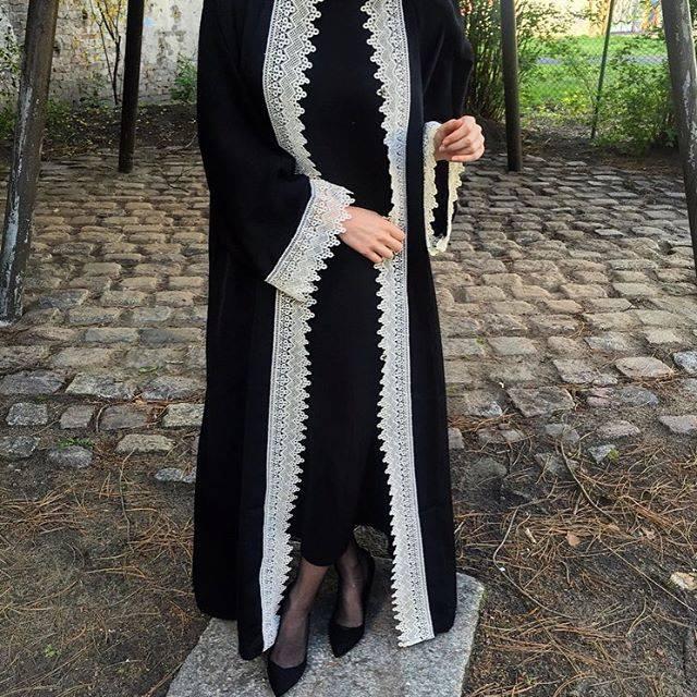 Abayas Hijab Moderne Style 2016 2017 Hijab Fashion And Chic Style