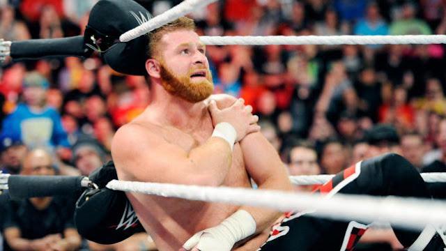 Sami Zayn megsérült
