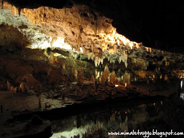Cuevas El Soplao, Cantabria
