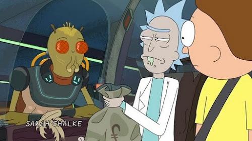 Rick Y Morty Temporada 2 Capitulo 2 en Español
