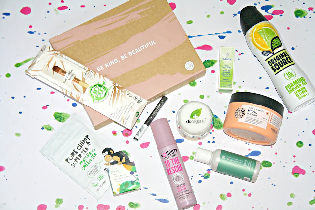 Vegan Limited Edition Box by Glossybox