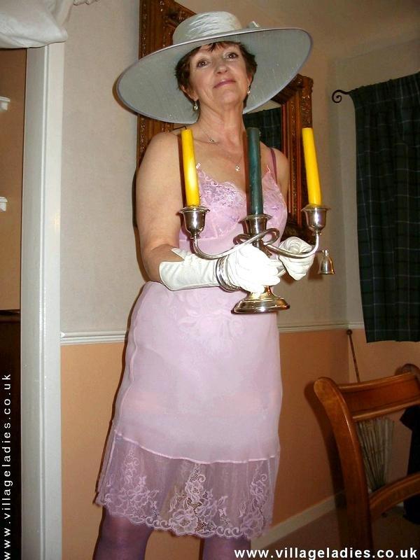 Older bbw lady en her black lover - 3 part 8