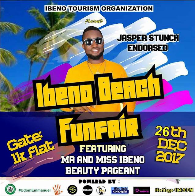 IBENO TOURISM ORGANIZATION PRESENTS IBENO BEACH FUNFAIR 2017 | 26TH DEC | SAVE THE DATE