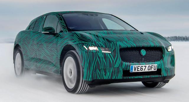 Electric Vehicles, Geneva Motor Show, Jaguar, Jaguar I-Pace, Jaguar Videos, Video