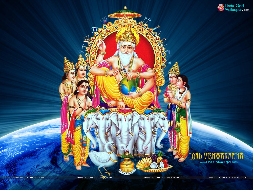 Best Lord Vishwakarma Wallpapers HD God Wallpapers