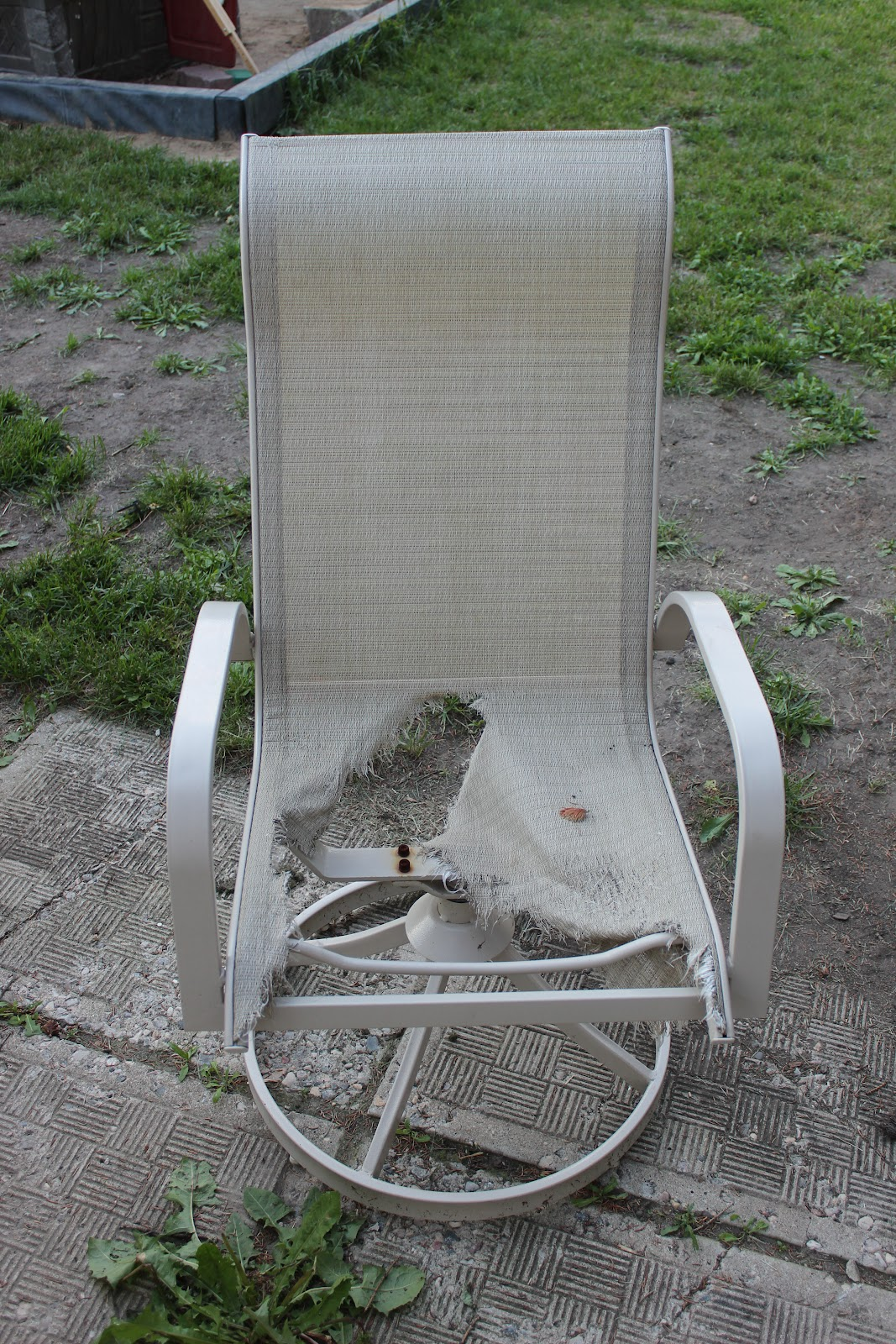 Repair Garden Chairs Western Patio 3 Second Glue