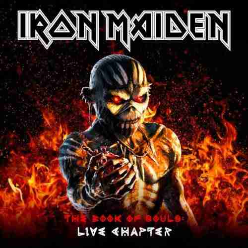 "IRON MAIDEN: Δείτε ολόκληρο το ""The Book Of Souls: Live Chapter"""