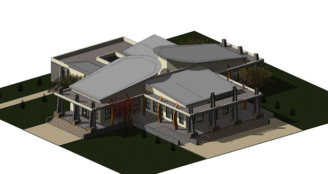 moladi Construction system - not just for houses