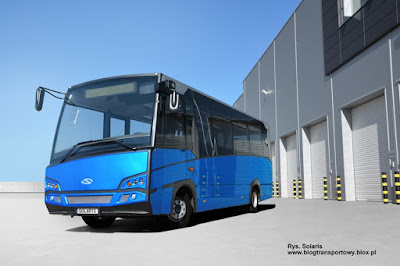 Solaris Concept Bus