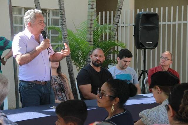 Senador Canedo: Regularização Fundiária beneficia famílias