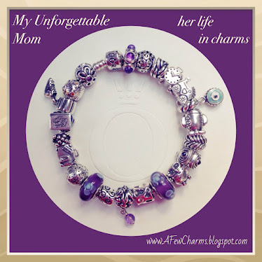 My Unforgettable Mom - her life in charms