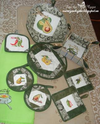 комплект для кухни