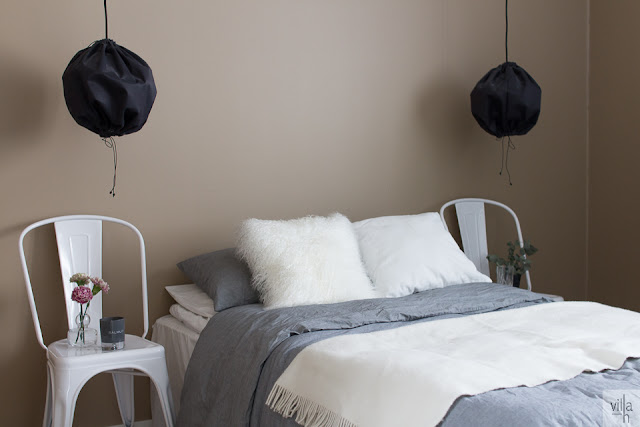 makuuhuone, classic interior, sisustus, bedroom