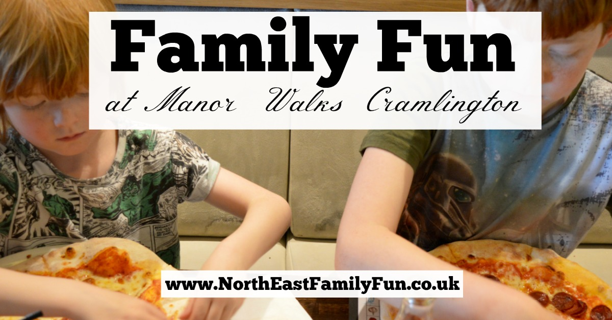 Family Fun at Manor Walks Cramlington | Restaurants, Clip 'n Climb, Cinema, a FREE Easter Egg Hunt & More....