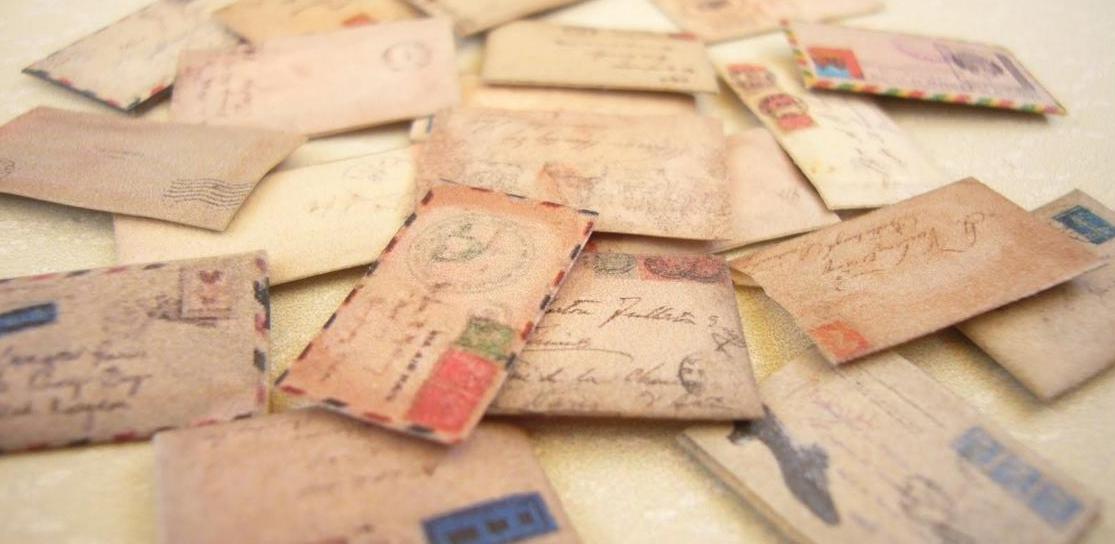 Gokil: Surat Bahasa Sunda Pertama Yang Kutulis