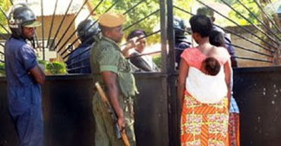 Zambia police ban foreign wives