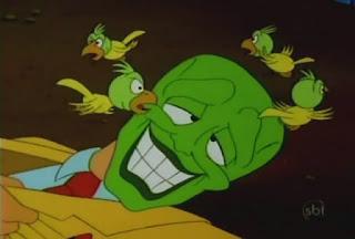 O Máskara A Série Animada