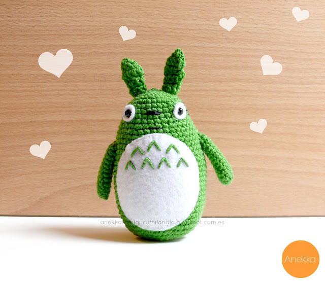 love crochet handmade toys