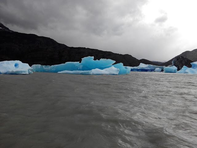 Hielo Lago Grey