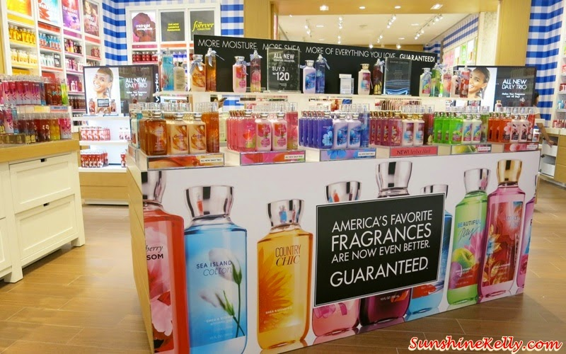 Bath & Body Works Malaysia, Bath & Body Works, Malaysia, Signature Collection, Home Fragrance, Hand Soaps and Sanitizers, Aromatherapy, Forever Collection, The Men's Shop, True Blue Spa Collection