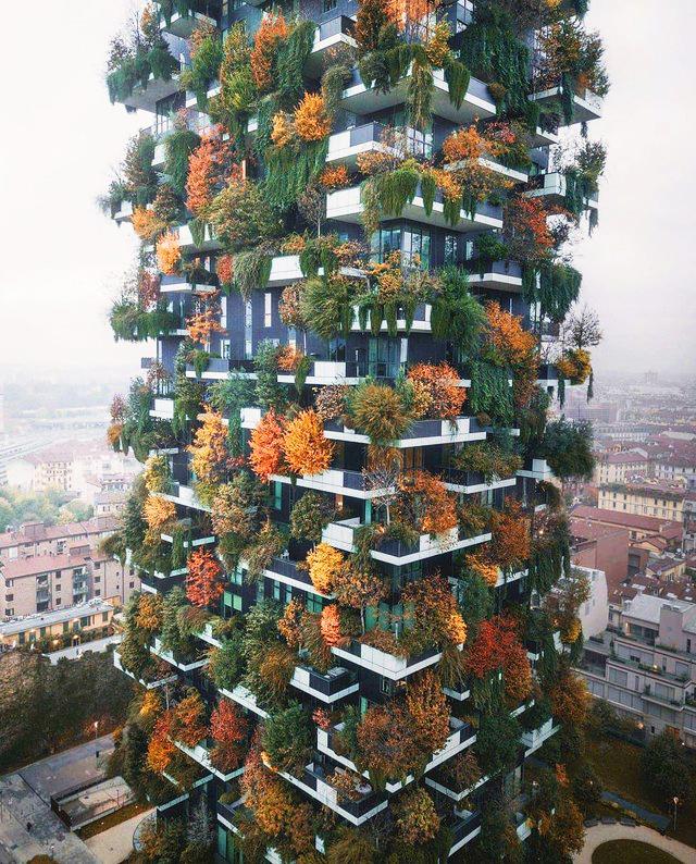 tháp Bosco Verticale