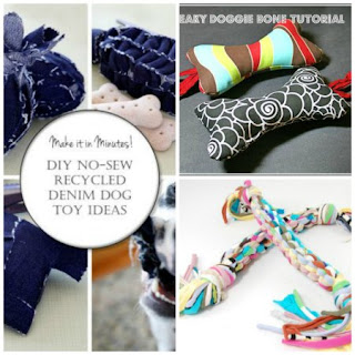 10 DIY Dog Toy Ideas