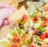 Skinny Taco #dip #recipes