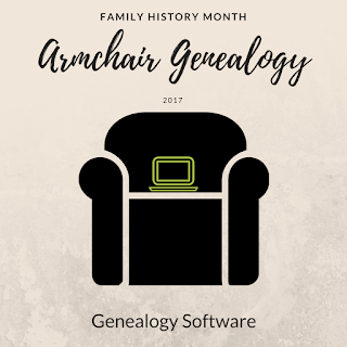 Armchair Genealogy - Choosing a Software