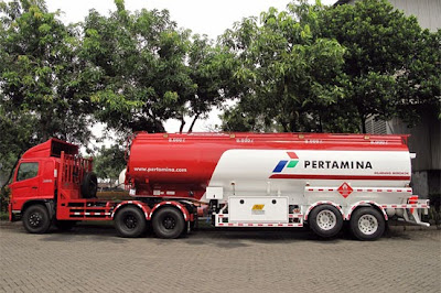 truk hino tangki bbm 32000 liter
