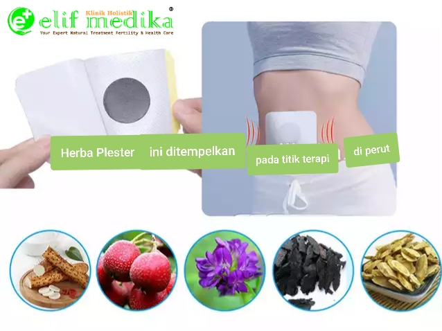 Herbal Plester Terapi Hernia