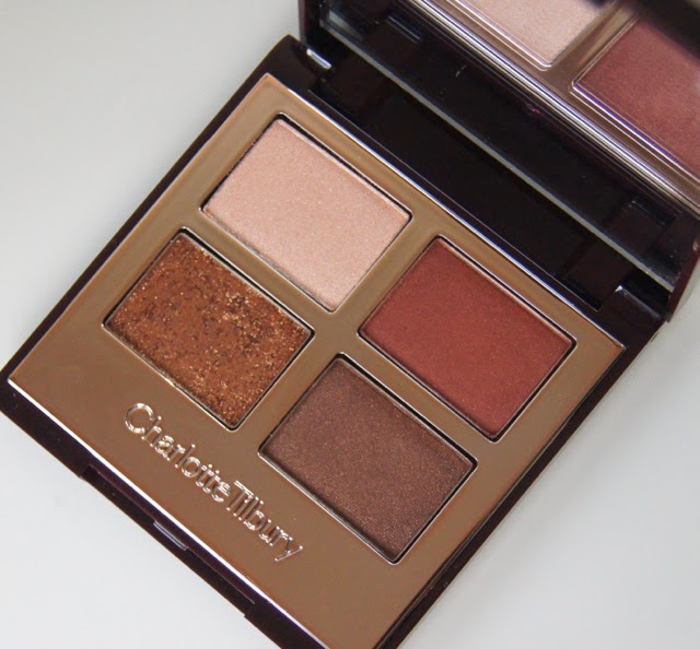 charlotte tilbury dolce vita colour coded eyeshadow palette