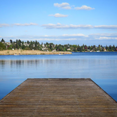 How to Spend a Perfect Sunday in Seattle - Pier at Union Bay Natural Area near University of Washington