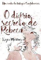 Capa O Diário Secreto de Rebeca