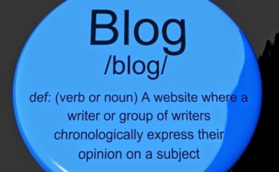 Blog-definition